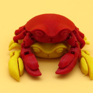 Articulated Crab 1