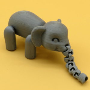 Articulated Elephant 1