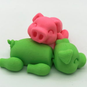 Articulated Pig 4