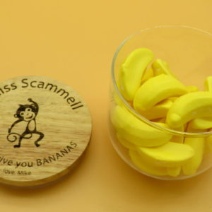 Drive you bananas jar