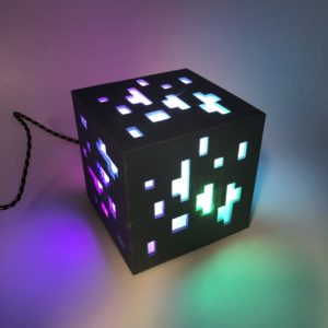 Minecraft Nightlight